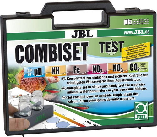 JBL Test Combi Set (5 Tests)